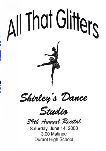 Shirley's School of Dance - 2008