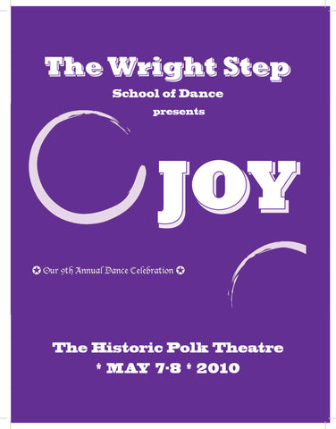 The Wright Step-2010