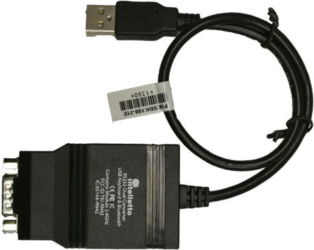 Serial Dual Converter (USB/Wireless)