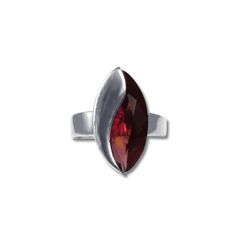 Eclipse Crystal Ring