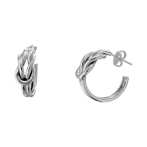 Double Infinity Knot Hoops
