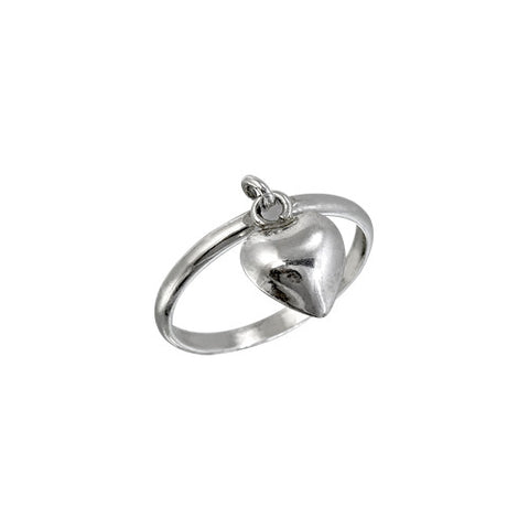 Small Charm Ring