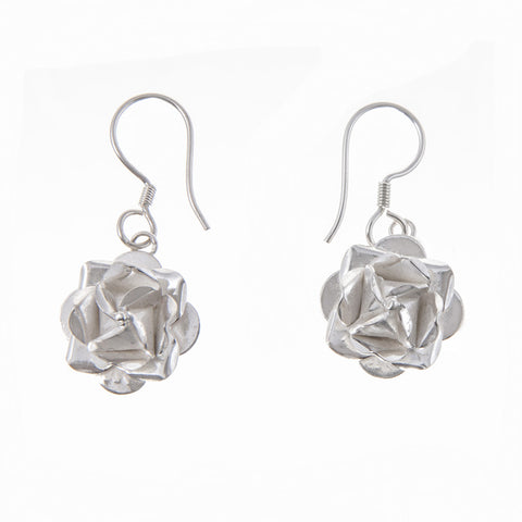 Rose Earrings - Small - 2 Styles Available