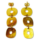 Destello Earrings - Gold