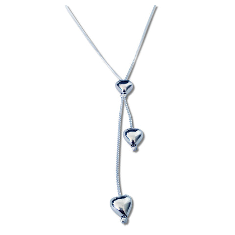 Heart Lariat Set