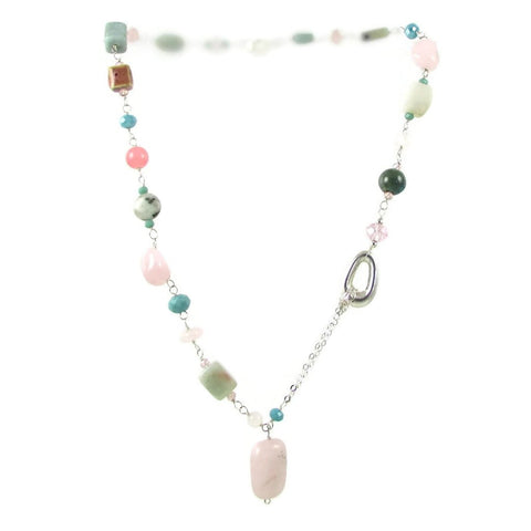 Amanda Gemstones Necklace