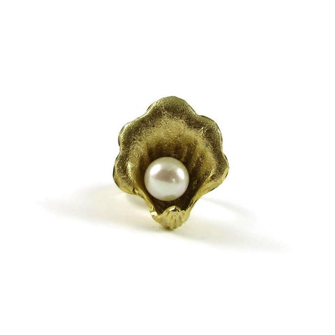 Concha Adjustable Ring