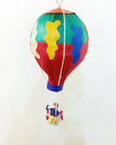 Small Corn Husk Balloon