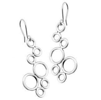 Dancing Circles Earrings