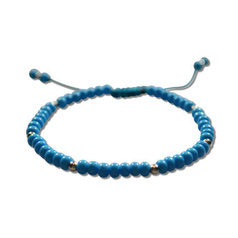 Tranquility Beaded Bracelet - 2 Colors Available
