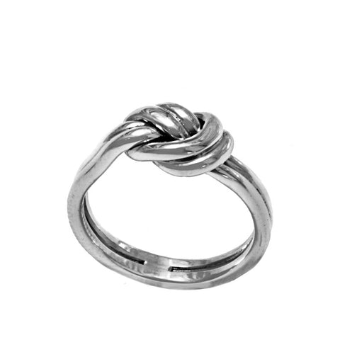 Simple Double Knot Ring