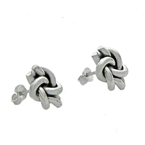Separate Double Knot Earrings