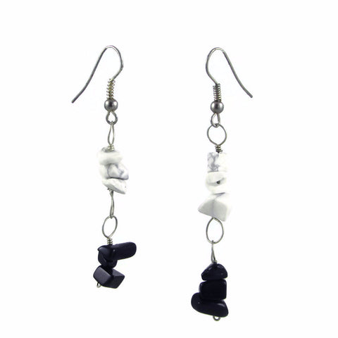 Dalmata Earrings