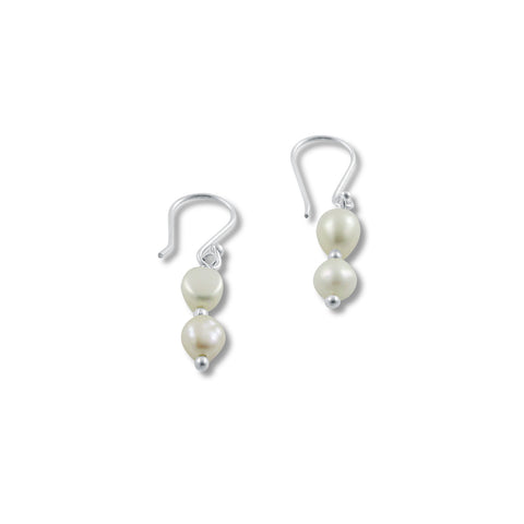 Pearls Small Earrings