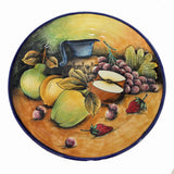 Fruits and Jar Decorative Plate