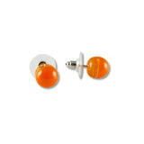 POP! Glass Necklace - Orange