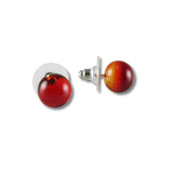 Pietri Glass Pendant - Red