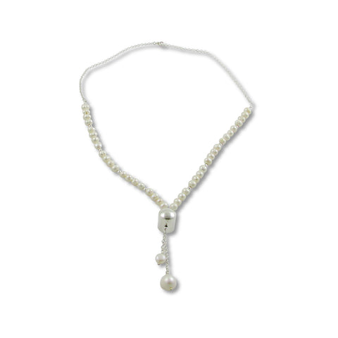 Hirondelle Pearls Necklace