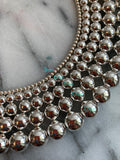 "Classic Ball Beads Necklace (12mm, 17"")"