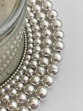 "Classic Ball Beads Necklace (8mm, 17"")"