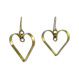 Heart Light Earrings