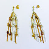 Multi Chain Earrings