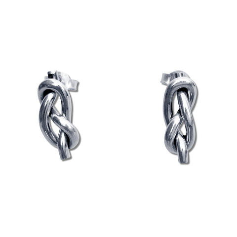 Infinity Knot Earrings