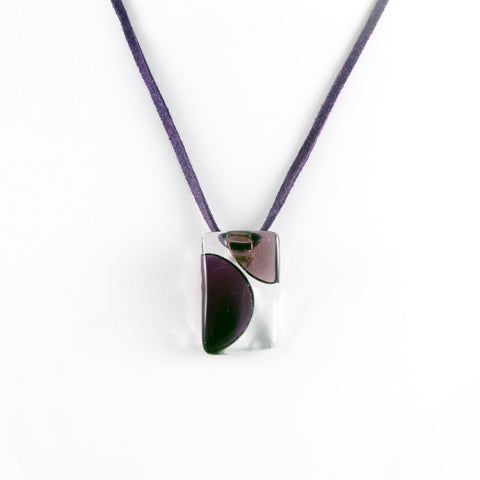 Onda Mini Pendant - Purple
