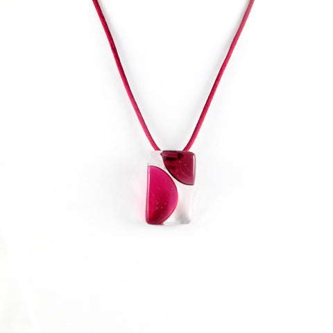 Onda Mini Pendant - Cherry
