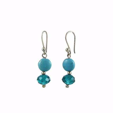 Marisa Earrings - Turquoise