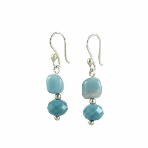 Marisa Earrings - Amazonite