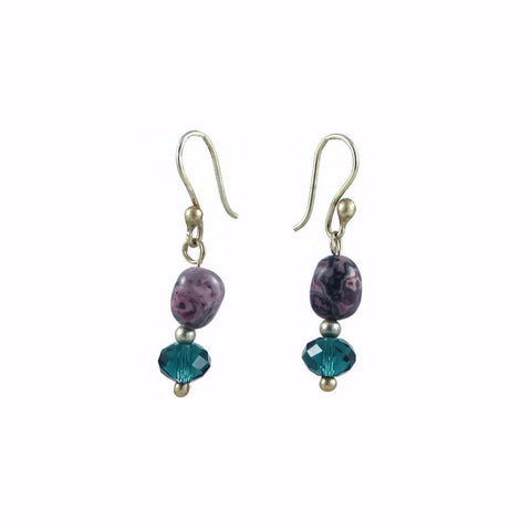 Marisa Earrings - Agate