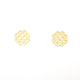 Millie Gold Earrings