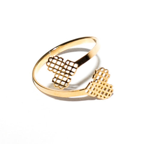 Millie Heart Ring