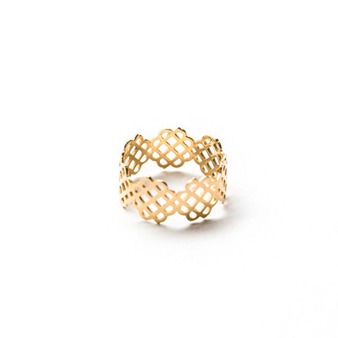 Millie Infinity Ring