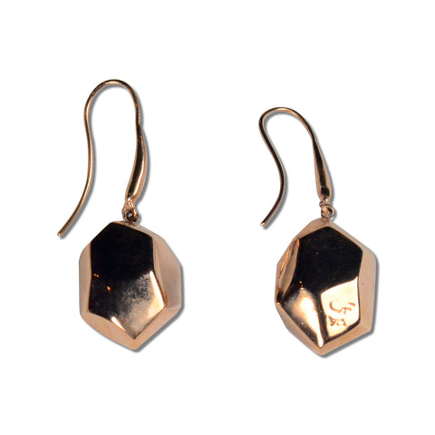 Mosaicos Single Drop Earrings