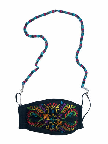 Beaded Lanyard for Face Masks & Glasses