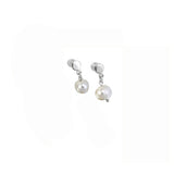 Pearl Drop Earrings - 3 Colors Available