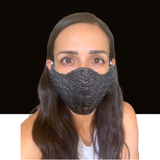 Reusable Woven FaceMasks - Small
