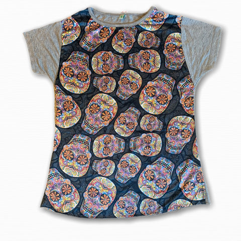 Sugar Skulls Short Sleeve T-Shirt