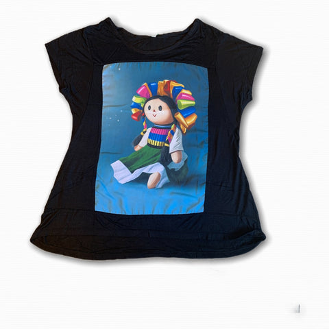 Maria Doll Short Sleeve T-Shirt