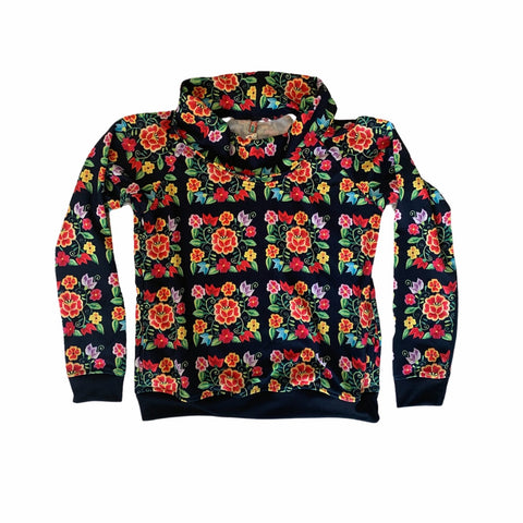 Mexican Flowers Sweatshirt