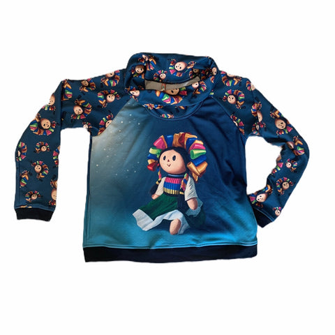 Maria Doll Sweatshirt