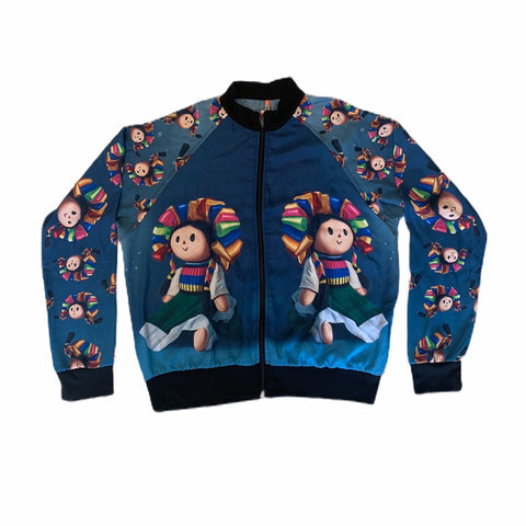 Maria Doll Bomber Jacket
