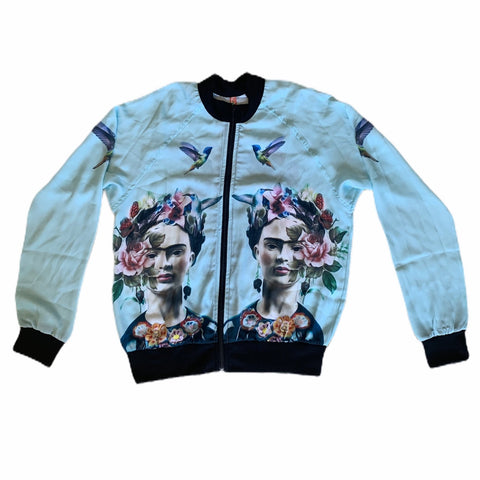 Frida Bomber Jacket