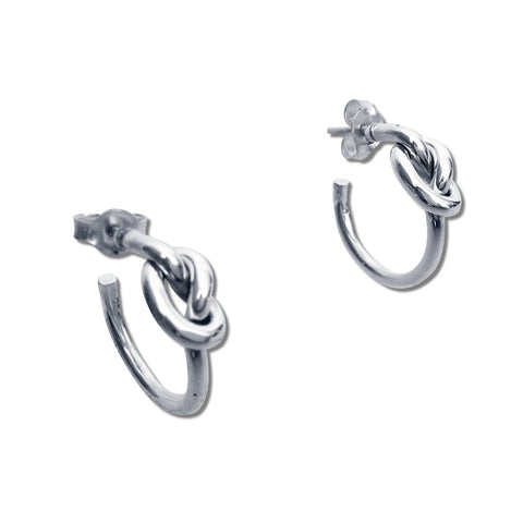 Single Knot Hoops