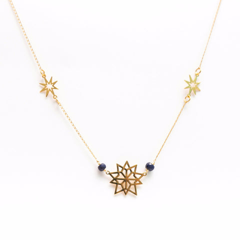Starburst Mini Necklace