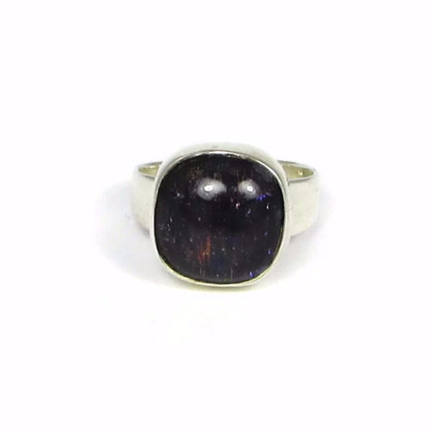 Dichroic Glass Ring