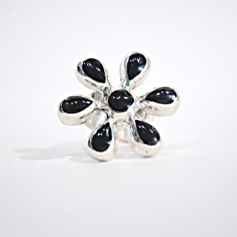 Flower Ring - 3 Colors Available