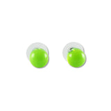Glass Ball Studs - Navy